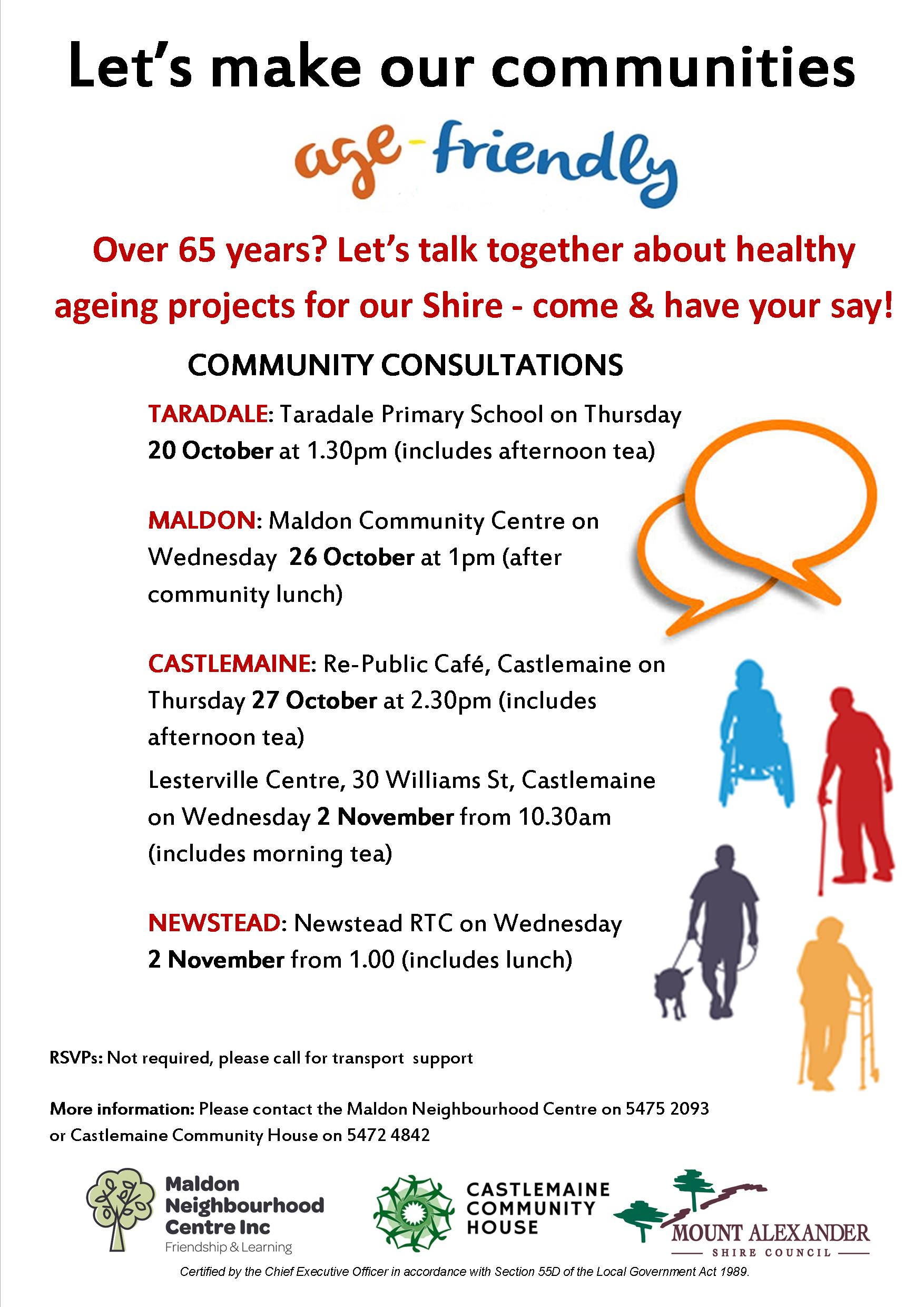 Age Friendly Consultations FINAL